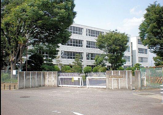 土地-春日井市東野町3丁目 松原中学校まで約1000m 徒歩約13分