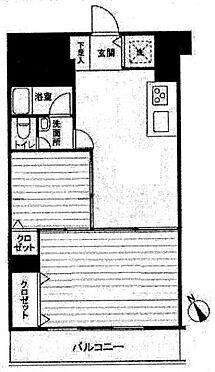 マンション(建物一部)-板橋区西台2丁目 間取り