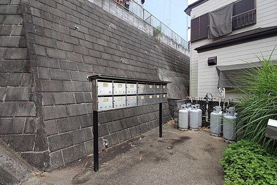 アパート-横浜市泉区新橋町 集合ポスト