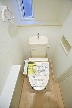 新築一戸建て-仙台市太白区山田北前町 トイレ