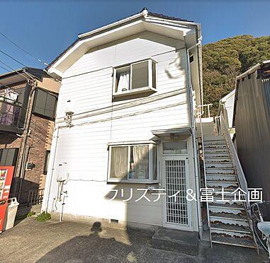 アパート-横須賀市東浦賀 外観