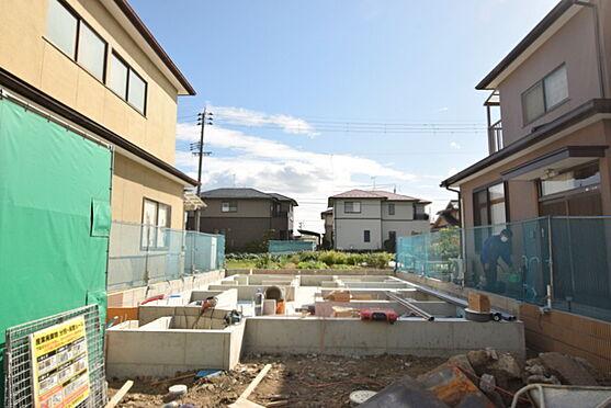 新築一戸建て-仙台市太白区東中田1丁目 外観