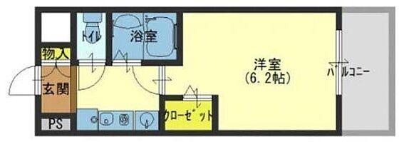 マンション(建物一部)-大阪市天王寺区逢阪2丁目 嬉しい2点セパレート