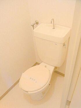 マンション(建物一部)-札幌市豊平区中の島二条2丁目 トイレ