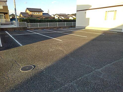 アパート-渋川市半田 駐車場