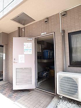 区分マンション-渋谷区笹塚2丁目 ごみ置場