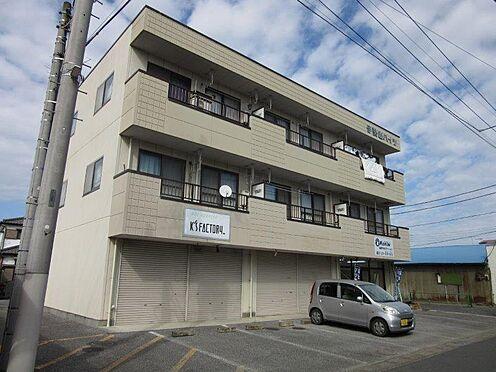 アパート-佐野市久保町 外観南西側。JR両毛線「佐野」駅徒歩6分
