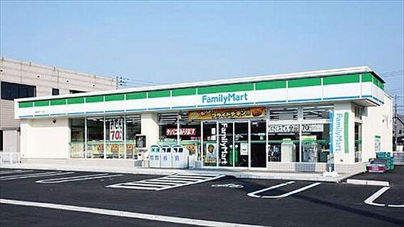 新築一戸建て-名古屋市守山区新守山 ファミリーマート金屋1丁目店まで徒歩約7分(522m)