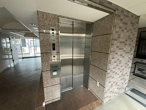 中古マンション-江戸川区中葛西6丁目 エレベーター