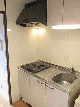 マンション(建物一部)-福岡市中央区高砂2丁目 キッチン