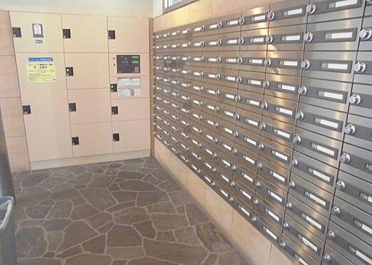 マンション(建物一部)-大阪市港区市岡元町1丁目 便利な宅配ボックス完備
