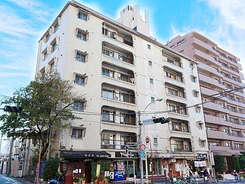 中古マンション-新宿区新宿7丁目 マンション外観写真