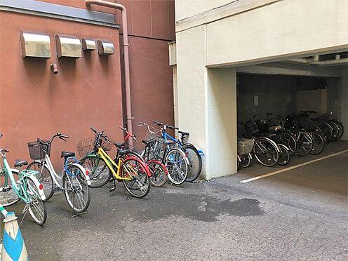 区分マンション-札幌市中央区南九条西3丁目 駐輪場