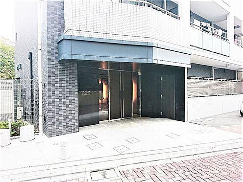 中古マンション-足立区梅田7丁目 綺麗に管理されたエントランス