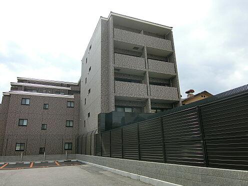区分マンション-京都市左京区聖護院山王町 建物外観