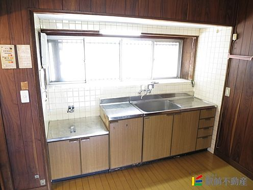 アパート-久留米市合川町 キッチン