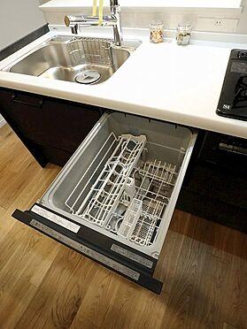 中古マンション-江東区豊洲1丁目 食器洗い乾燥機
