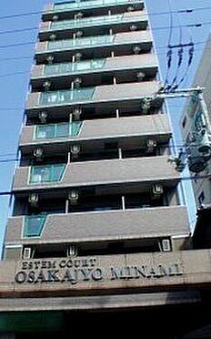 区分マンション-大阪市中央区安堂寺町1丁目 外観