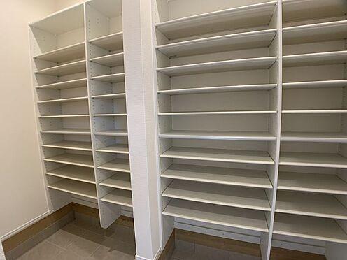 戸建賃貸-豊田市永覚新町1丁目 家族全員の靴をしっかり収納