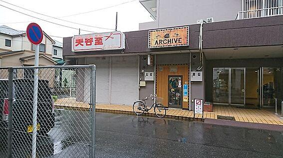 中古マンション-越谷市蒲生茜町 マンション1階の店舗