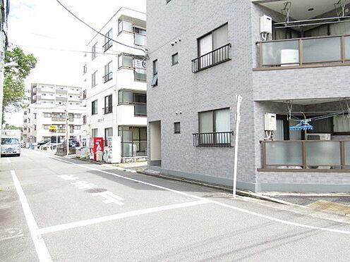 アパート-江戸川区南葛西6丁目 西側前面道路
