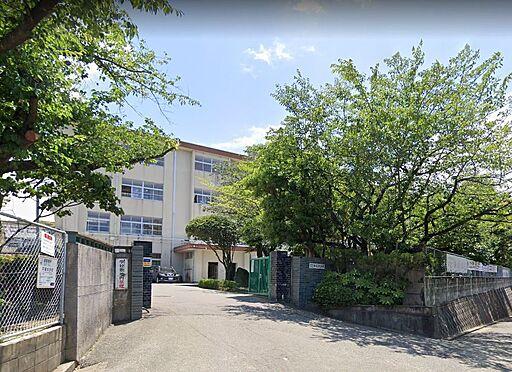 区分マンション-福岡市中央区平尾2丁目 福岡市立平尾中学校。1500m。徒歩19分。