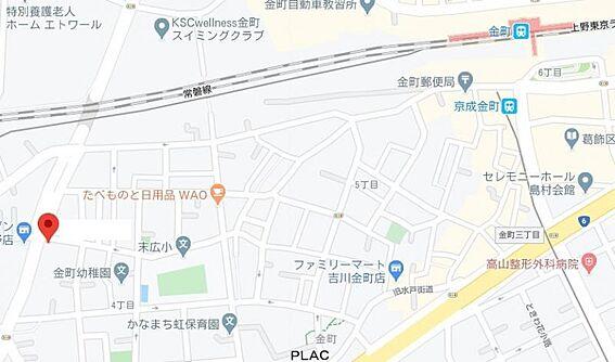 マンション(建物全部)-葛飾区金町4丁目 その他