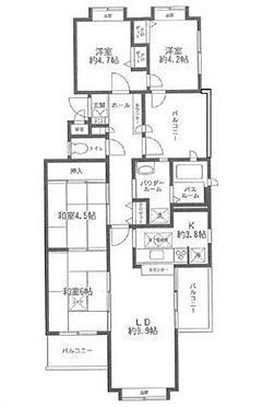 マンション(建物一部)-神戸市長田区西山町4丁目 ファミリー向けの4LDK
