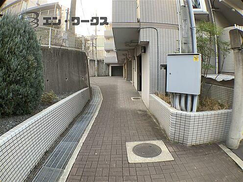 マンション(建物全部)-生駒市辻町 共用廊下