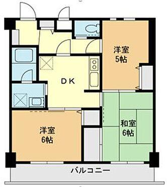 区分マンション-横浜市緑区寺山町 間取り