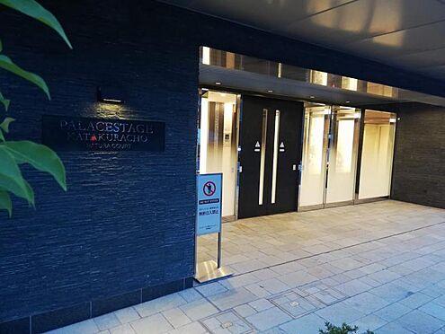 中古マンション-横浜市神奈川区片倉4丁目 エントランス
