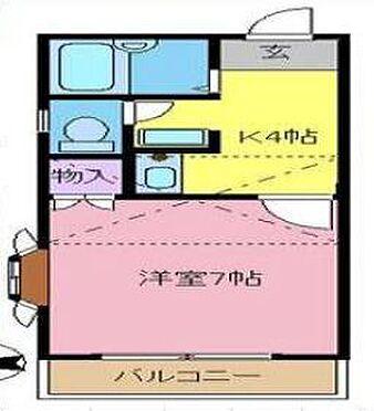 アパート-春日部市栄町3丁目 間取り