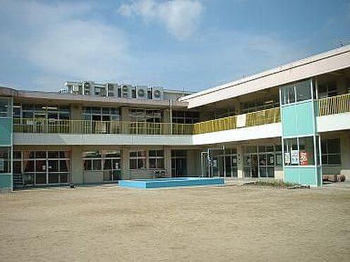 土地-豊明市新田町村合 中部保育園 343m 徒歩約5分