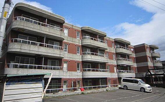 マンション(建物全部)-札幌市豊平区月寒西一条8丁目 外観