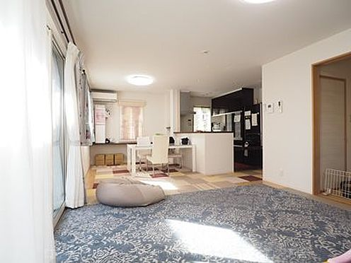 戸建賃貸-浦安市東野3丁目 1階に水回り、個室がある間取り