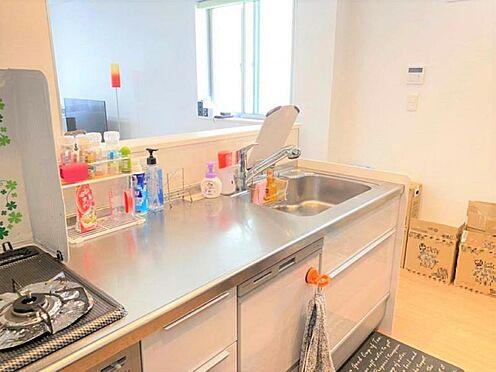 戸建賃貸-名古屋市千種区今池1丁目 対面式キッチンでご家族とお話しながら家事ができます♪