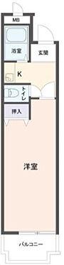 マンション(建物一部)-京都市中京区西ノ京勧学院町 間取り