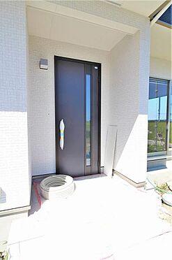 新築一戸建て-仙台市太白区四郎丸字昭和中 玄関