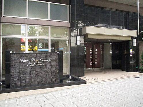 中古マンション-大阪市東成区中道2丁目 エントランスアプローチ