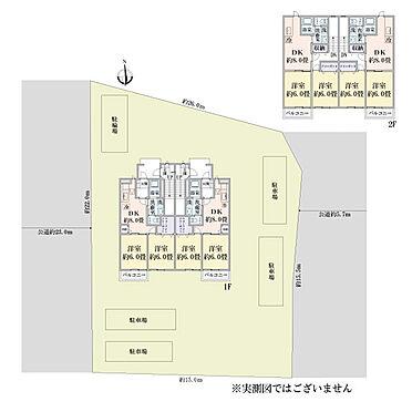 アパート-犬山市大字羽黒字外山野 間取り