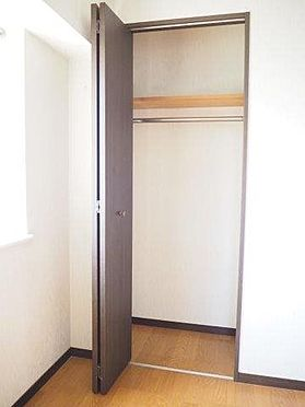 中古マンション-八王子市堀之内2丁目 約4.6帖の洋室収納