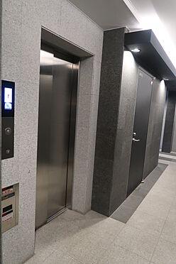 中古マンション-豊島区池袋本町1丁目 エレベーターホール