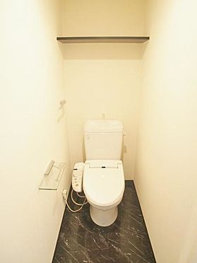 マンション(建物一部)-北区滝野川5丁目 トイレ