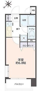 マンション(建物一部)-神戸市中央区古湊通1丁目 間取り