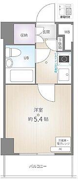 マンション(建物一部)-横浜市西区平沼1丁目 間取り