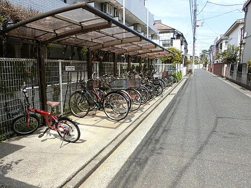 マンション(建物一部)-武蔵野市中町3丁目 駐輪場完備しております。
