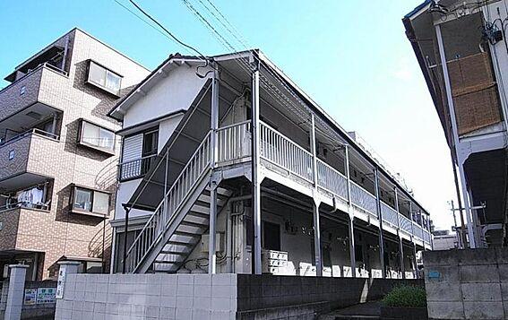 アパート-江戸川区西葛西3丁目 外観