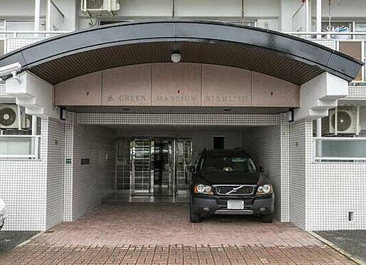 区分マンション-福岡市早良区祖原 エントランス