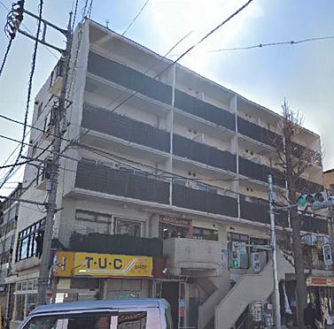 店舗事務所(建物一部)-国立市富士見台1丁目 外観