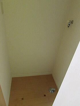 アパート-柏市東台本町 洗濯機置き場